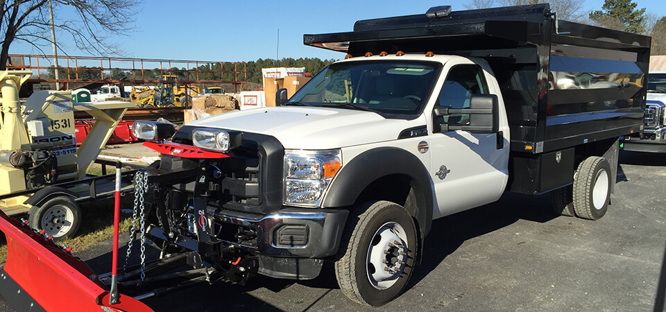 service snow removal